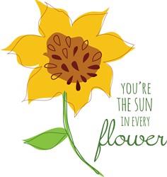 Youre the Sun print art
