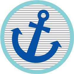 Anchor Patch print art