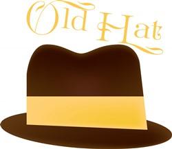 Old Hat print art