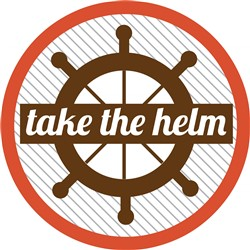 Take The Helm print art
