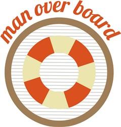 Man Over Board print art