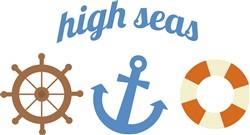 High Seas print art