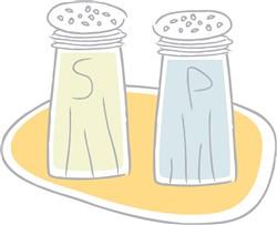 Salt And Pepper print art
