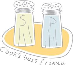 Cooks Best Friend print art