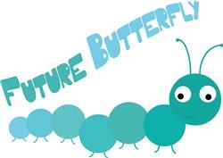 Future Butterfly print art