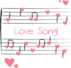 Love Song print art
