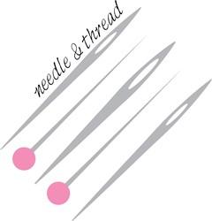 Needle & Thread print art