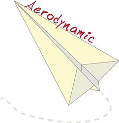 Aerodynamic Paper print art