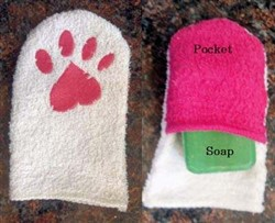 Childs Wash Mitt