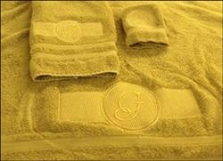 Embossed Towels