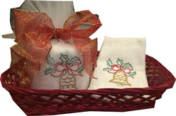 Decorative Toilet Paper Gift Basket