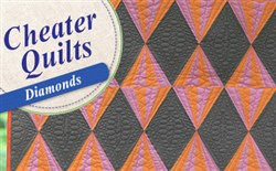Cheater Quilts Diamonds