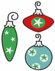 Retro Ornaments embroidery design