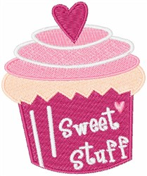 Sweet Stuff embroidery design