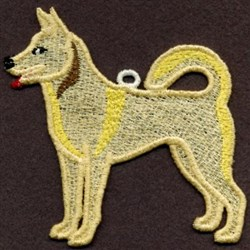 FSL Dingo embroidery design