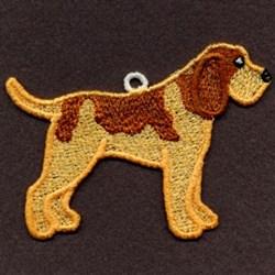 FSL Spinone Italiano  embroidery design