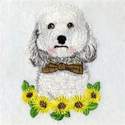 Basset Griffon Vendeen embroidery design