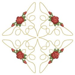 Quilt Diamond embroidery design