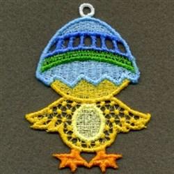 FSL Egg  Chicken embroidery design