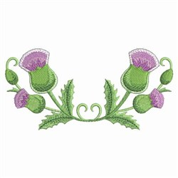 Thistle Decor embroidery design
