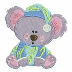 Baby Koala Bear embroidery design
