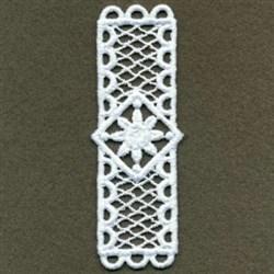 FSL Diamond Bookmark embroidery design