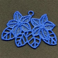 FSL Forget Me Not embroidery design
