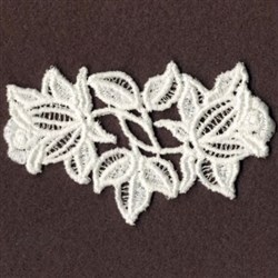 FSL Flowers embroidery design