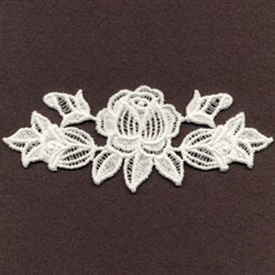 FSL Floral Roses embroidery design