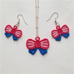 FSL Patriotic Jewelry embroidery design