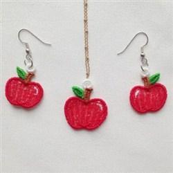FSL Apple Jewelry embroidery design