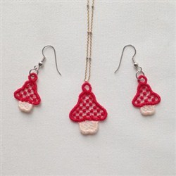 FSL Cupcake Jewelry embroidery design