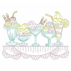 Dessert Table embroidery design