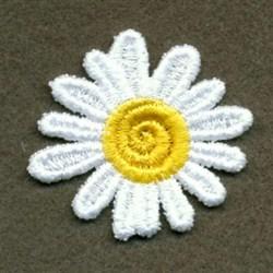 3D FSL Flowers 3 embroidery design