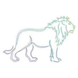 Out Of Africa embroidery design