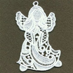 FSL Filigree Christmas 2 embroidery design