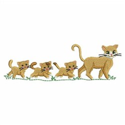 Following Mama 3 embroidery design
