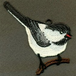 FSL Birds On Branch embroidery design