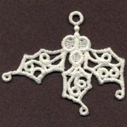 FSL Filigree Christmas 3 embroidery design