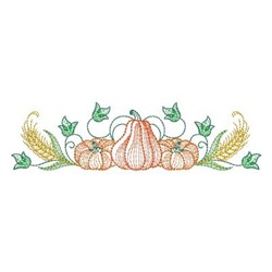 Autumn Charm 2 embroidery design