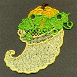 FSL Cornucopia embroidery design