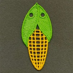 FSL Fall Corn embroidery design