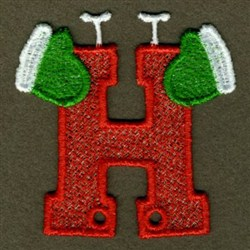 FSL Christmas Hope embroidery design