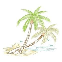 Ocean beach embroidery designs machine embroidery designs for Beach house embroidery design