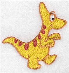 Little Dinosaur embroidery design