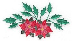 Christmas Arrangement embroidery design