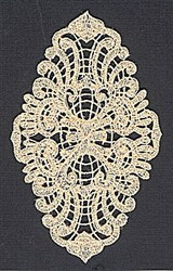 FSL Lace Decoration embroidery design
