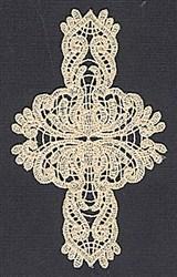 Lace FSL embroidery design