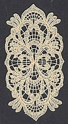 FSL Decorative Lace embroidery design