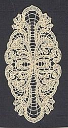 FSL Lace embroidery design